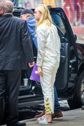 Elle Fanning out & about in New York 05/15/14