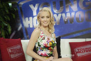 Amber Heard - Young Hollywood Studio in LA 10/12/11
