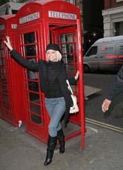 Ashlee Simpson Leaving Capital Radio