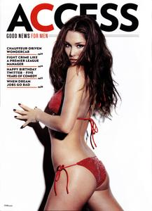 FHM Magazine - Access Issue (2011) UK