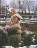 Nadejda Petrova, ProSport magazine scan, Russia, jan. 2007