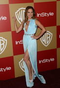 Margarita Levieva - Warner Bros InStyle Golden Globes Party in Beverly Hills 01/13/13