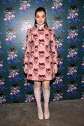 Hailee Steinfeld - Miu Miu Women's Tales 'Spark & Light' Screening in New York 02/11/14