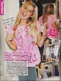 Ashley Tisdale - (Twist Mag  April'07, Scans x03)