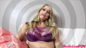 Humiliation POV Goddess Carissa Montgomery: Lose Your Former Self And Reawaken As A Reprogrammed Cock Brained Sissy Faggot (Effects)