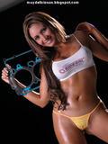 Pamela Altahona fotos en bikini 12