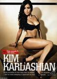Kim Kardashian in Ralph Magazine Pictures